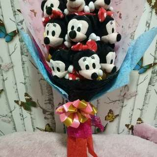Character Bouquet with box