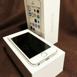 I phone 32GB white