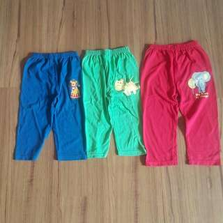 6pcs Pants Bundle For Toddler