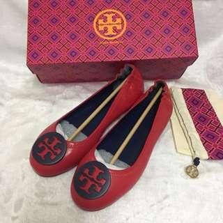 美國代購,香港現貨:全🆕Tory Burch鞋👟👠👣US8、US7、US6.5碼 100%正品!連盒連塵袋