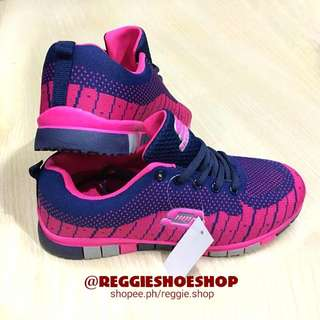 Skechers Rubber Shoes for Her (Replica)