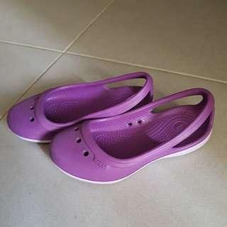 Girl's Crocs