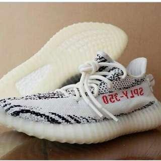 Adidas yeezy zebra 350 v2