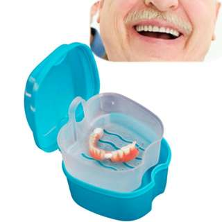 BN Denture Container with Bathtub for Healthy Usage