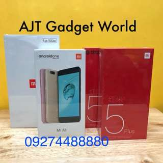 Xiaomi mi A1 Mix 2 256gb Max 2 64gb Redmi 5 Plus