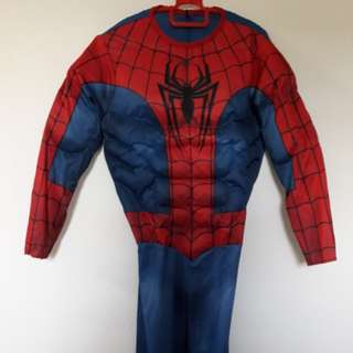 Costume spiderman sado!