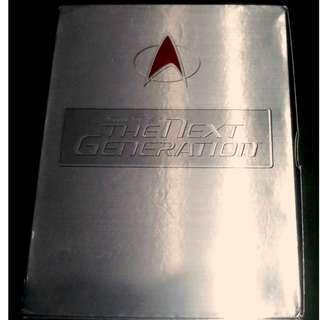 Star Trek The Next Generation Season 1 and 2 Region 1 DVDs