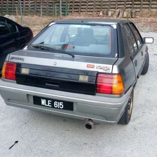 Proton saga 1.3 hatch back