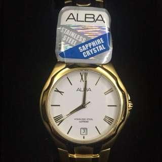 Women's Gold watch - Alba by Seiko
