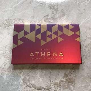 Bad Habit Athena Eyeshadow Palette (Huda beauty eyeshadow palette dupe)
