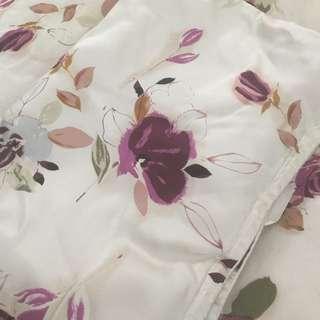 Silk King Size Bed Sheet Set