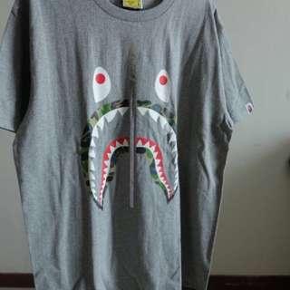 Bape Shark Male Shirt 100% authentic original