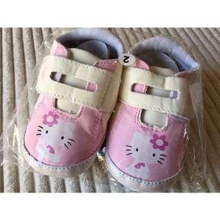 Hello Kitty Baby Shoe