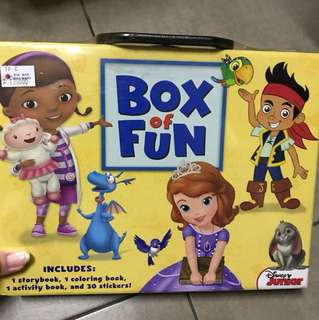 Buku BBW BOx of Fun