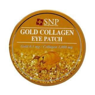 SNP Gold Collagen Eye Patch Mask