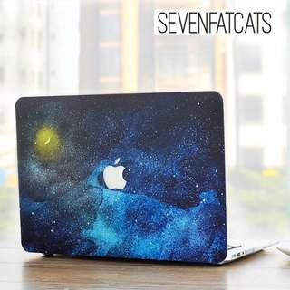 New Moon Macbook Cover