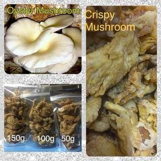 Crispy Oyster Mushroom