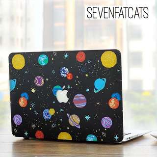 Space Out Macbook Cover