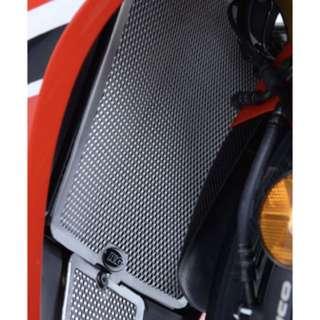 Cbr600 Radiator Guard R&G Titanium 2013 onwards New!