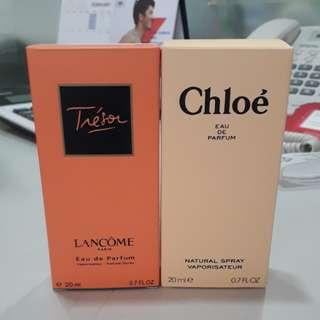 CNY promo travel kit perfume