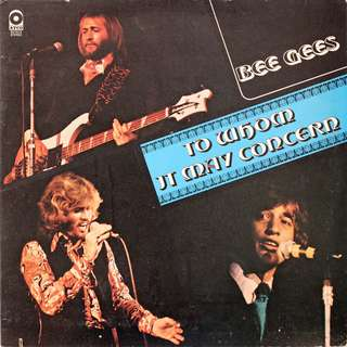 Bee Gees (pop up) Vinyl LP, used, 12-inch original pressing