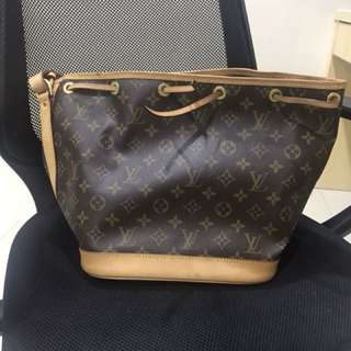 Flash Sales 100% Original Preloved LV Noe Bag