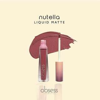 Obsess Lippies Matte