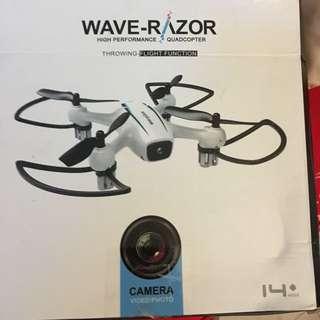 Wave Razoe Drone