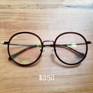 全新眼鏡框 (韓國)
