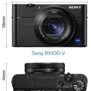 Sony RX100 V (Mark 5)