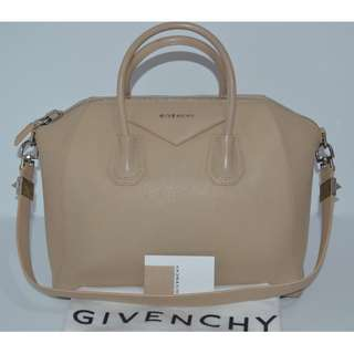 GIVENHCY antigona medium beige