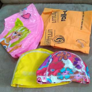 Bundle swimming ring, atm float and cap