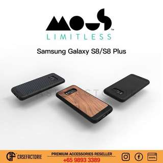 Mous Limitless 2.0 Case for Samsung Galaxy S8 / S8 Plus