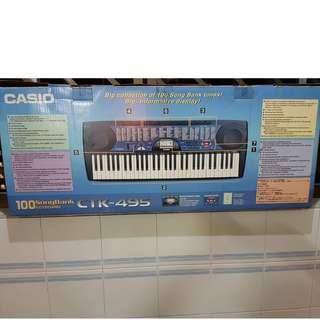 #003 - Casio CTK-495 Keyboard