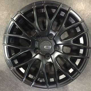 "16"" sports rims fits Vezel, etc"
