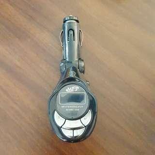 車用無線MP3轉換器