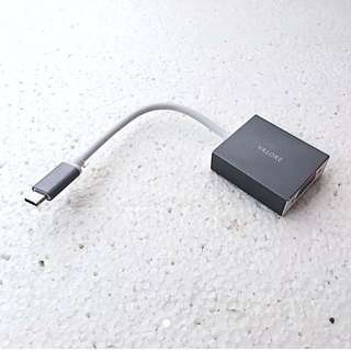 Valore VUH-04 USB-C to VGA Adaptor