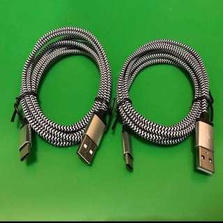 2米 特快 Type C 充電線
