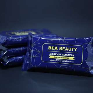 INSTOCK BEABEAUTY MAKEUP REMOVER