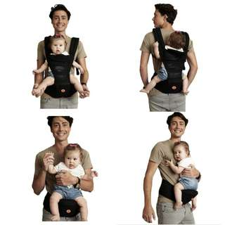 Baby Carrier ( Blue)