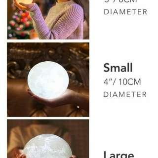 Lunar lamps