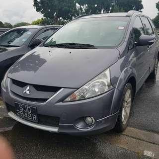 Mitsubishi Grandis 2.4 SG