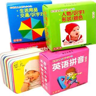 Children Flash Cards