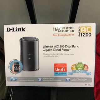 (UBT) Dlink RouterAC1200