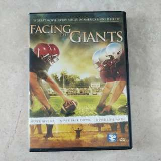 Facing the Giant - DVD movie