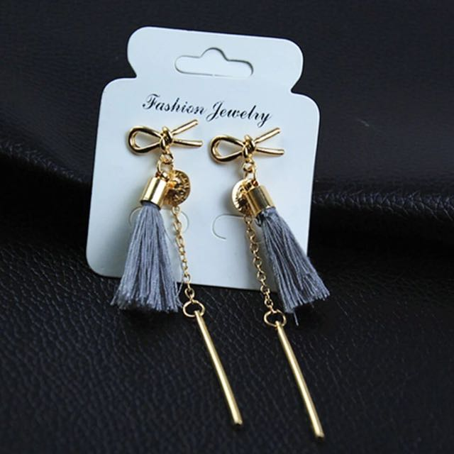 100rb dapat 4! Anting Fashion Korea import murah