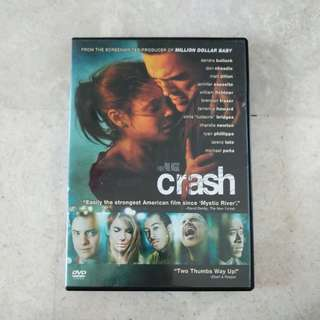 Crash - DVD movie