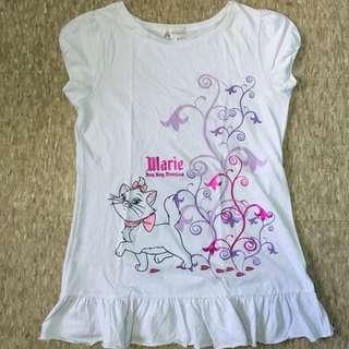 hong kong disneyland - marie blouse (XL)