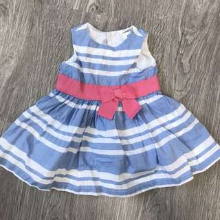 Authentic Carter's Baby Girl Dress