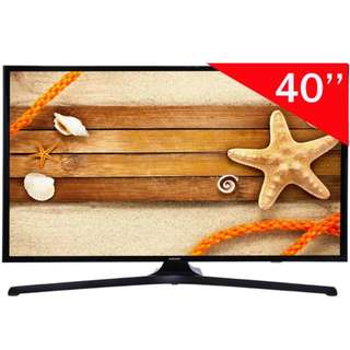 "Samsung 40"" Full HD TV UA-40M5000 (Black)  